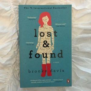 YA Novel: Lost and Found